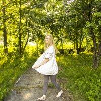 Лиза :: Екатерина Самохина