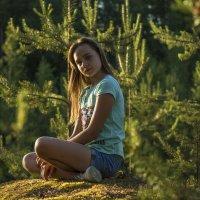 лесные тайны :: ИРИШКА СМИРНОВА