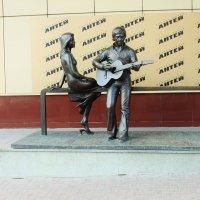 Памятник В. Высоцкому. :: sav-al-v Савченко