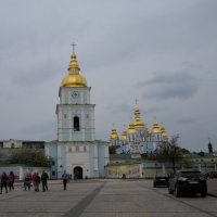 Златоверхий монастырь в Киеве :: Lyudmila