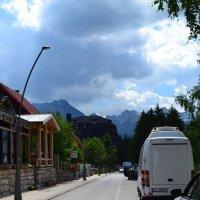 Альпийские деревни :: Ольга