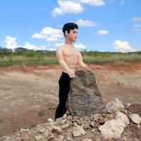 Сизиф и его камень..:) :: Андрей Заломленков