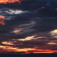 Закат :: Van Der Graaf