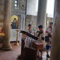 В храме :: irina Schwarzer