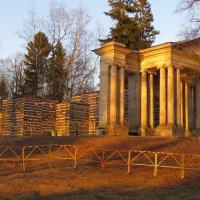 Березовый домик, Гатчина :: Валерия Яскович