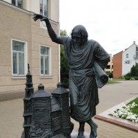 Памятник Зодчим всех поколений (в 940-летие города), г. Минск :: Tamara