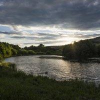 Вечер на озере :: Роман Пацкевич