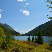 У озера Чейбеккёль. :: Валерий Медведев