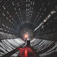 Подземные пространства :: Анна Аринова