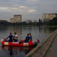 Вечерняя тренировка :: Андрей Лукьянов