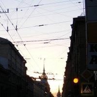 Вечерняя прогулка по Гороховой. :: Татьяна