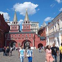 Москва. На Красную площадь. :: Владимир Драгунский