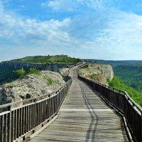 Мост Крепость Овеч длиной 150 м :: Swetlana V