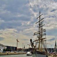 Парусное судно Tre Kronor :: Aida10