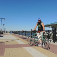 Велопрогулка 2 :: Евгения Чередниченко