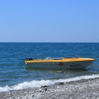 моря гладь... :: Анна Шишалова