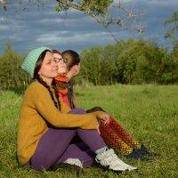 Хорошо сидим... :: Андрей + Ирина Степановы
