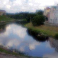 на излучине реки... :: galina bronnikova