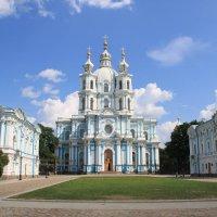 Смольный собор :: AMskhalaya
