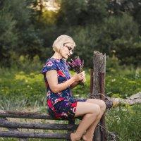 На даче... :: Olga Schejko