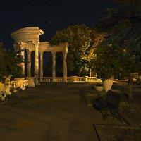 Севастополь, ночная фотозарисовка :: BD Колесников