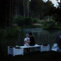 Вечерняя романтика Доброграда :: Валерий Гришин