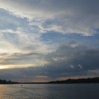 Вечерняя прохлада. У Дона у реки. :: Виктор