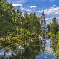 Отражаясь в Колокше :: Сергей Цветков