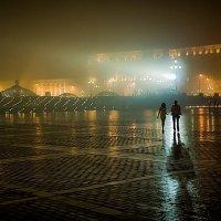 Москва, ночь :: Ксения Исакова