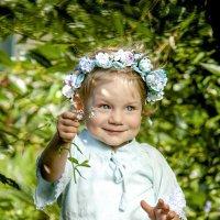 Маленькая леди :: Рина Вишня
