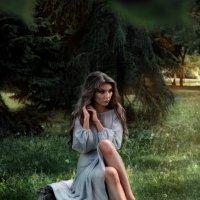 Лесная нимфа :: Мария Шабурникова