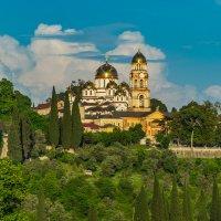 Новоафонский монастырь. :: Павел © Смирнов