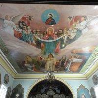 В церкви Казанской Божьей Матери :: марина ковшова