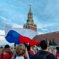 Чемпионат мира по футболу 2018 - Москва :: Оксана Пучкова