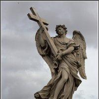 Рим. Про ангелов. :: Михаил Розенберг