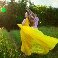 Жизнь - это танец любви :: Tatiana Mileshina