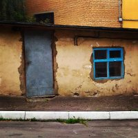 Что-то об окне в голубой раме :: Татьяна [Sumtime]