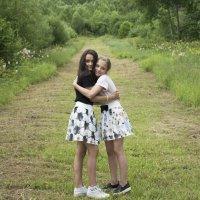 Сестры :: Светлана Бурлина