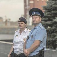 Мундиаль на Красной площади. Перед мавзолеем. :: Игорь Олегович Кравченко
