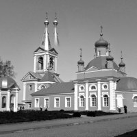 Введено- Оятский монастырь. :: Марина Харченкова