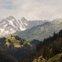 Швейцарские Альпы. Сан-Гатартский перевал. :: Константин Тимченко
