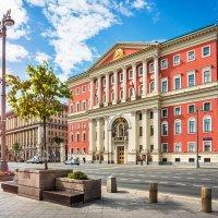Здание Правительства Москвы :: Юлия Батурина