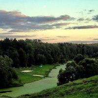 Зелёная река :: Сергей Беличев