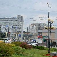 Улицы Москвы. :: Михаил Столяров