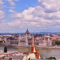 Здание венгерского парламента :: Юлiя :))