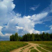 облака :: Владимир