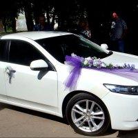 Свадебная машина :: Нина Корешкова