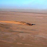 ........ как умирают Корабли. ( Океан отступил. ) Берег Намибии :: Jakob Gardok