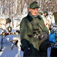 В лагере горных егерей :: Кай-8 (Ярослав) Забелин