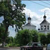 Храм Иоанна Предтечи- :: Юрий ГУКОВЪ